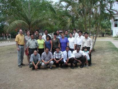 2003 Instituto Biblico El Sembrador