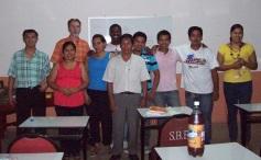 Berea Seminary class