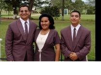 2002 El Sembrador Bible Institute graduates