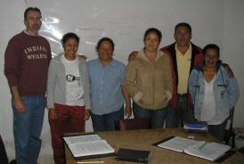 INSTE class La Esperanza