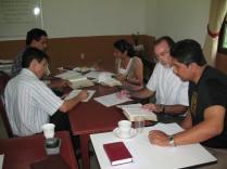 Staff Meeting/Study