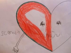 fearful heart