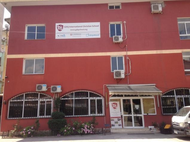 2017 K-8 Building Tirana