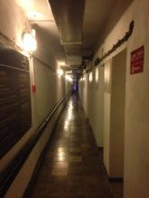 Inside the bunker museum